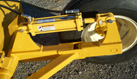 Hydraulic Cylinder Option for the Tilting Feature